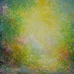 Buđenje, 2001., ulje na platnu, 60x73 cm
