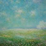 Doba radosti, 2004., ulje na platnu, 80x100 cm